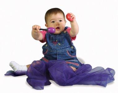 babies love music