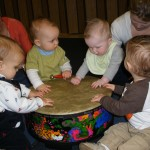 Milestones In Music Infants session